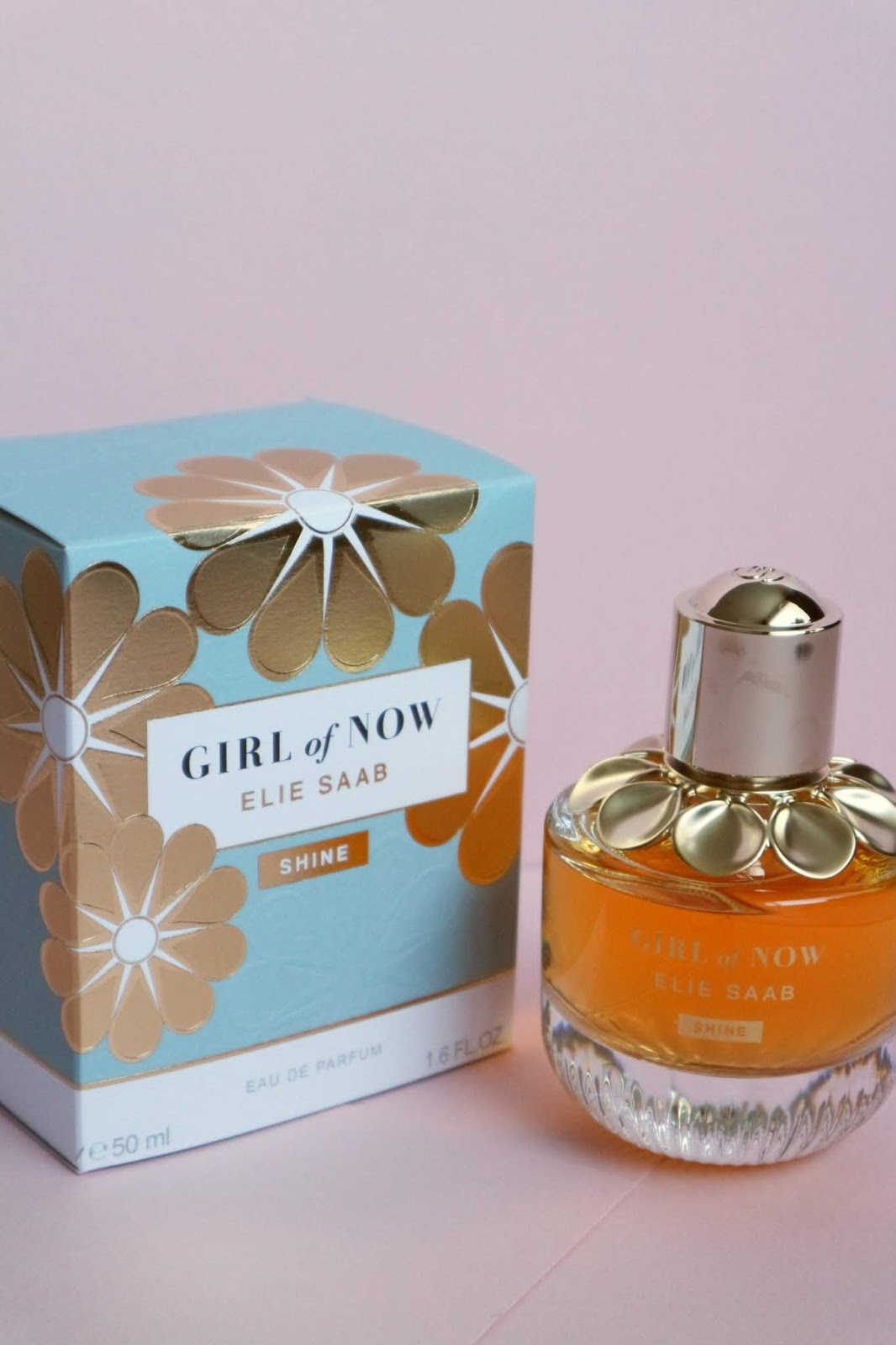 elie saab girl of now shine review