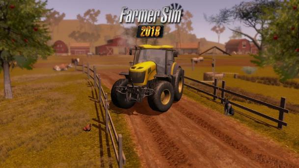 Farmer Sim 2018 Mod Apk Offline Terbaru