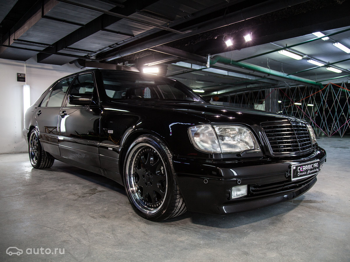 1997 mercedes benz w140 brabus s 7 3 benztuning. Black Bedroom Furniture Sets. Home Design Ideas