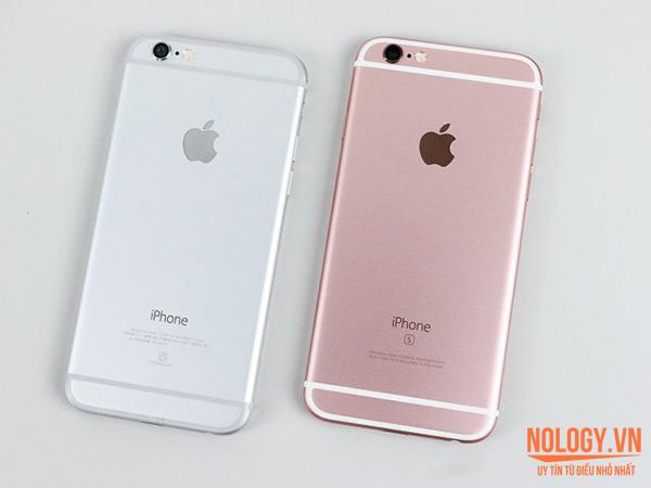 Mua Iphone 6s cũ màu hồng hay vàng đẹp hơn?