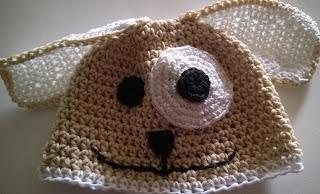 Cappello cagnolino