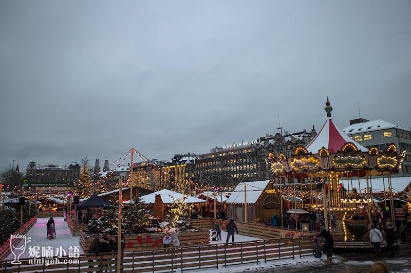 【蘇黎世景點】Weihnachtsdorf 歌劇院耶誕市集。蘇黎世最大戶外耶誕市集