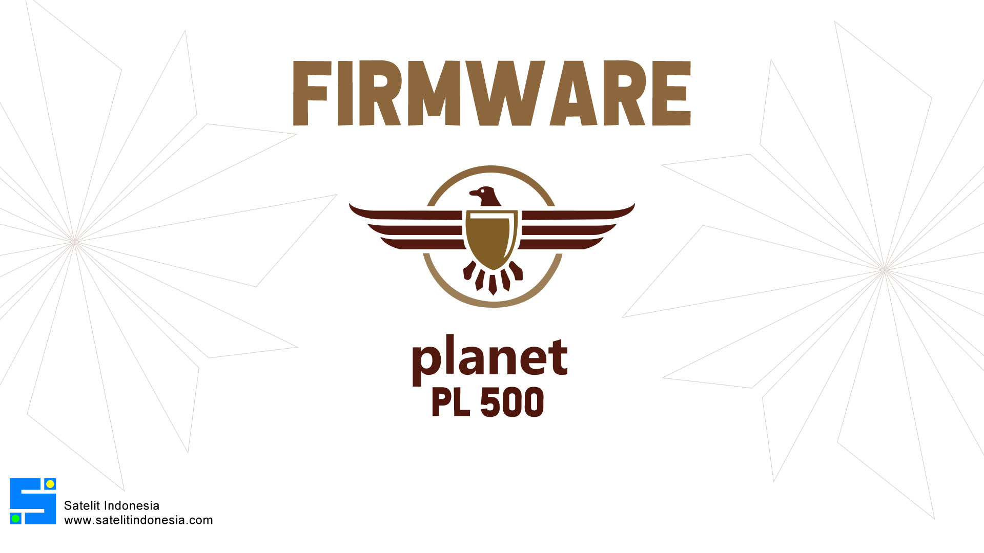 Download Software Planet PL 500 HD New Update Firmware Receiver