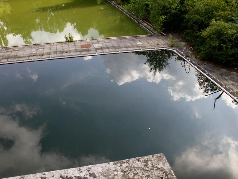 Ottos Blog: Schwimmbad