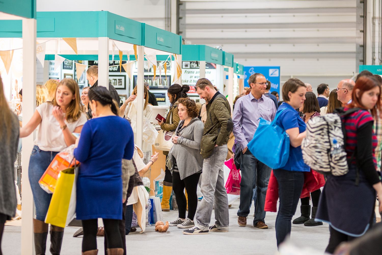 Win tickets to The Baby Show at the NEC Birmingham