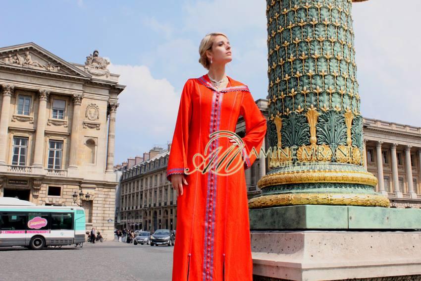 Collection du takchita -caftan- 9aftan marocain 2013-2014 - Caftan ... d716fd619f6