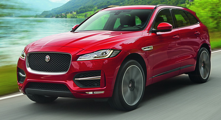 Jaguar Land Rover Deliveries Increase Profits Fall After