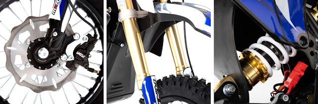 MXR 1300w Mini Dirt Bike