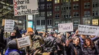 Deutsche gegen Merkel