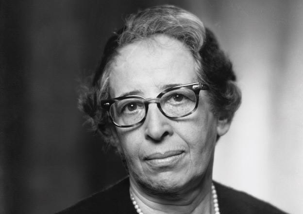 Personal. Homenaje a Hannah Arendt en el 110 aniversario de su