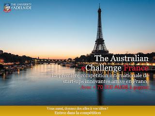 Australian eChallenge France