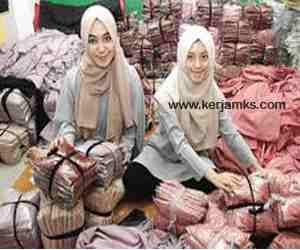Minat Menjadi Marketing Hijab Online & Offline