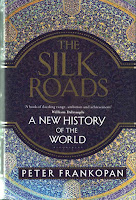 Silk Roads on Top Ten Tuesday from Writing Consultant and Editor at Extra Ink Edits, Provider of Editing Services for Writers