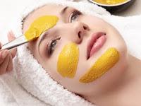 Manfaat Masker Kunyit untuk Mengobati Jerawat, Keriput, Bekas Luka Dan Lingkaran Hitam