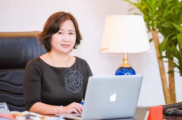 Bà Nguyễn Thị Thanh Hương – Tổng giám đốc Đại Phúc Land