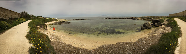 Punta San Nicola, Favignana