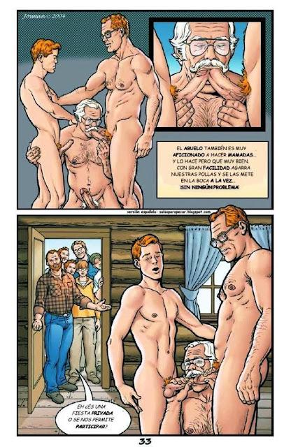 Abuelos pillados teniendo sexo - 1 part 7