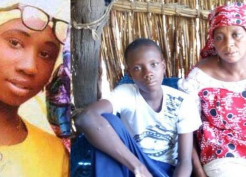 Leah Sharibu's parents home raided by robbers in Yobe