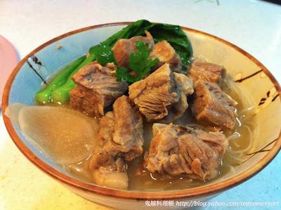 鬼嫁料理手帳: 清湯白蘿蔔牛腩 (附食譜)