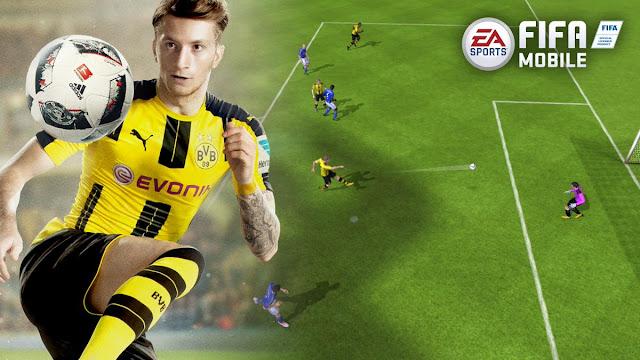 FIFA Mobile Soccer v12.3.02 APK