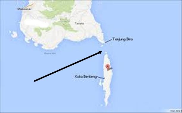 BREAKING NEWS : KM. Lestari Maju, Alami Nasib Naas Di Selat Selayar