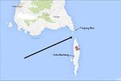 BREAKING NEWS : KM. Lestari Maju Alami Nasib Naas Di Selat Selayar