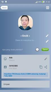 New BBM IOS Update Apk