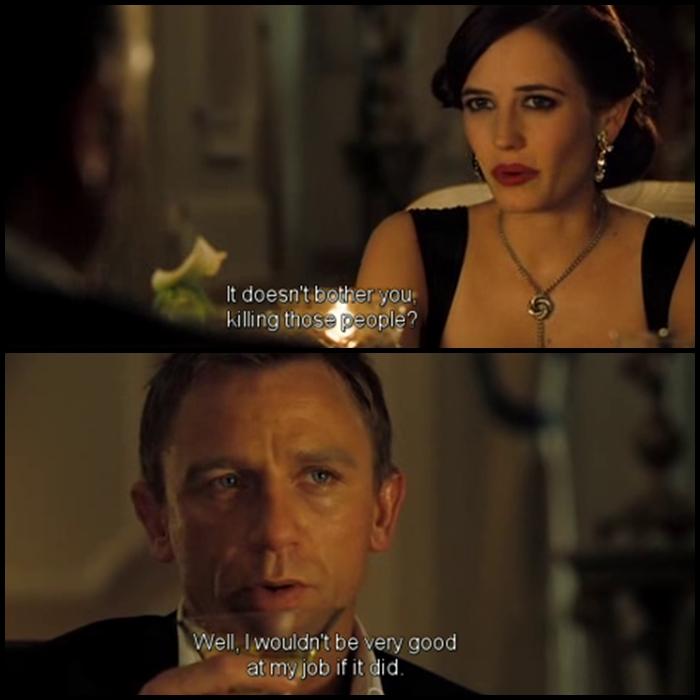Bond Quotes Casino Royale