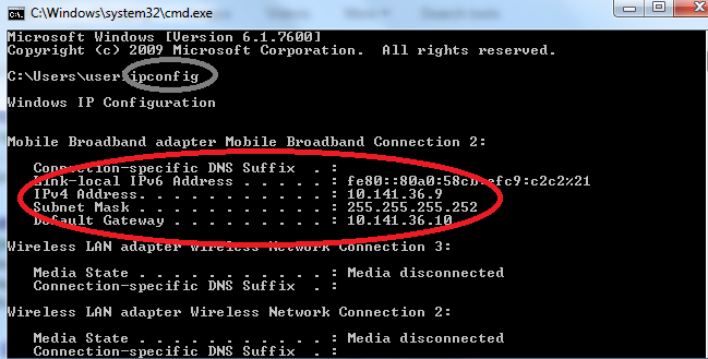 Cara Mudah Cek IP Address Komputer Sendiri