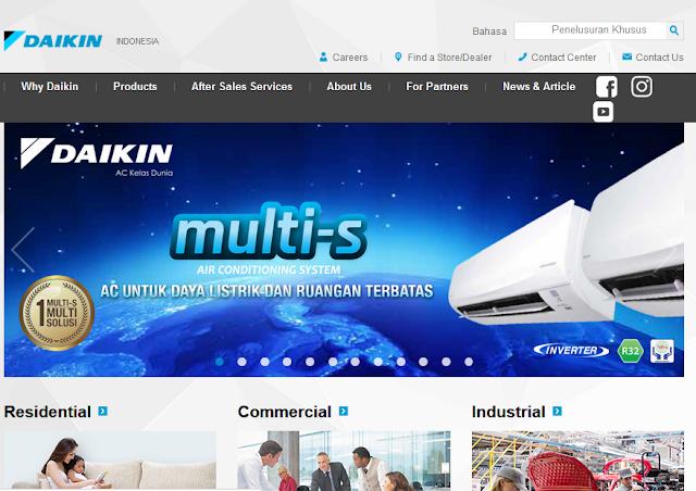 Perusahaan Sistem Pendingin (Refrigerasi)