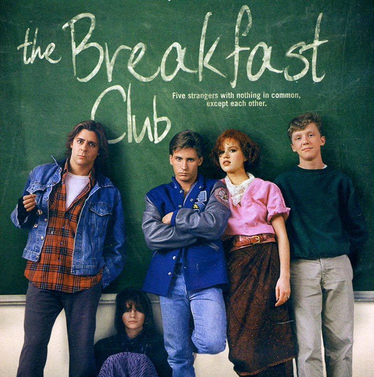 Revisiting films, with KRK: The Breakfast Club (1985)