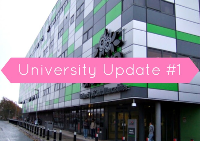 UCLan exp Uni Update