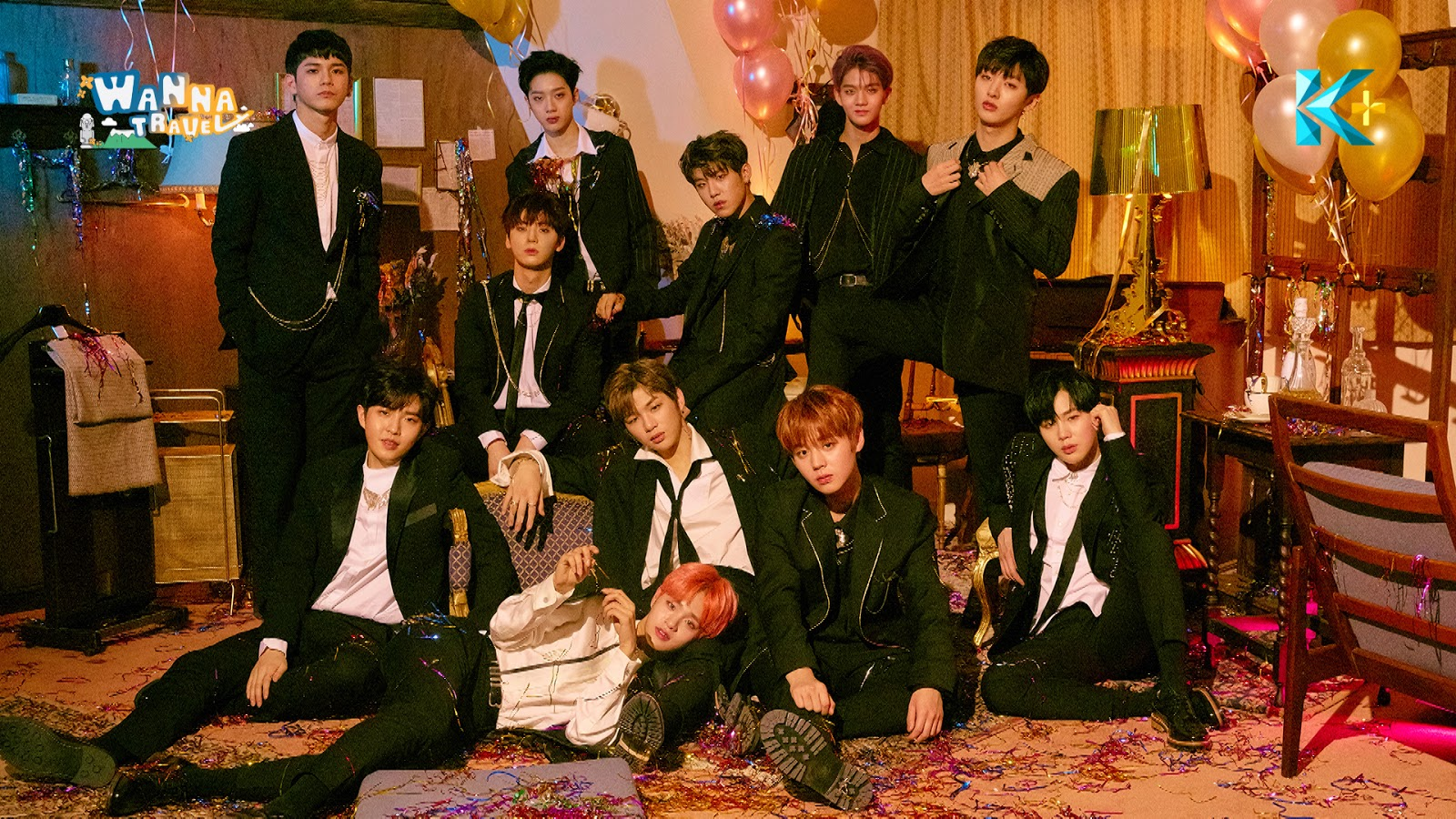 Wanna Travel With Kpop Boyband Wanna One On K Plus The Life Trends