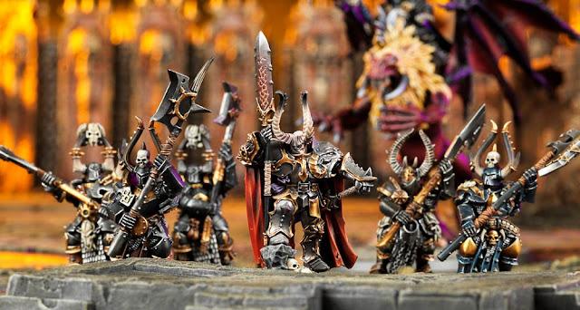 Elegidos Guerreros del Caos