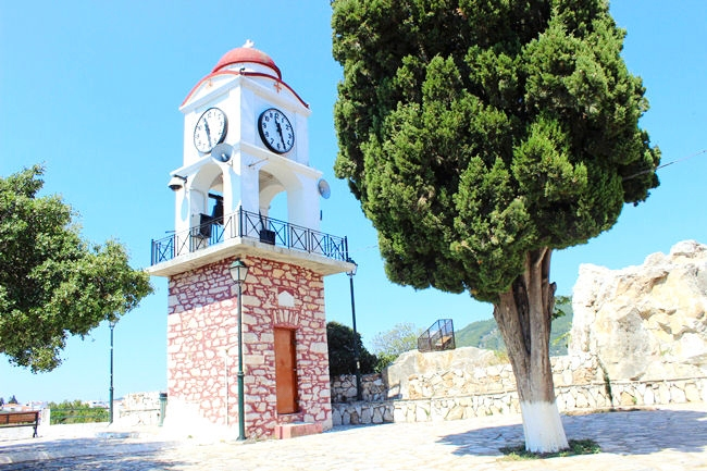 Skiathos island churches