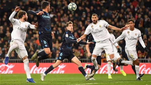 En directo: Copa del Rey, Real Madrid - Real Sociedad, Athletic - FC Barcelona, Granada Valencia y Mirandés - Villarreal