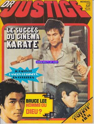 Magazine Dr Justice, numéro 13, 1976