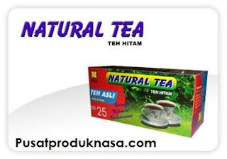Teh Celup Natural Tea Nasa