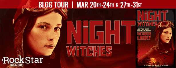 Night Witches Tour Banner