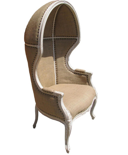 Restoration Hardware Versailles Upholstered Chair Decor