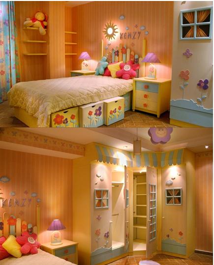 Dormitorios 2013 para ni as for Habitaciones para 2 ninas