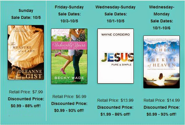 bakerpublishinggroup.com/bethanyhouse/ebook-specials-from-bethany-house