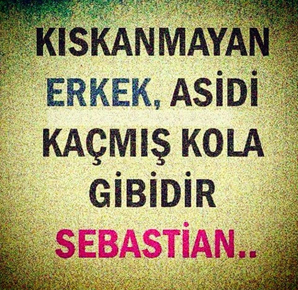sebastian sözleri