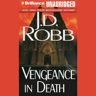 Review: Vengeance in Death by J. D. Robb