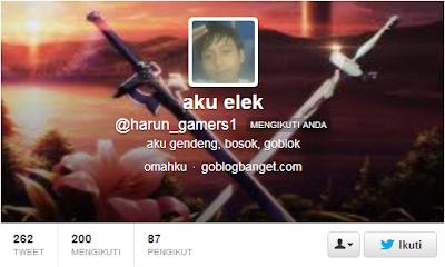 Bio Twitter Absurd