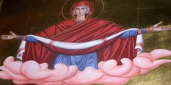 15 ΑΥΓΟΥΣΤΟΥ: Η ΓΙΟΡΤΗ ΤΗΣ ΠΑΝΑΓΙΑΣ - ΚΟΙΜΗΣΗ ΤΗΣ ΘΕΟΤΟΚΟΥ