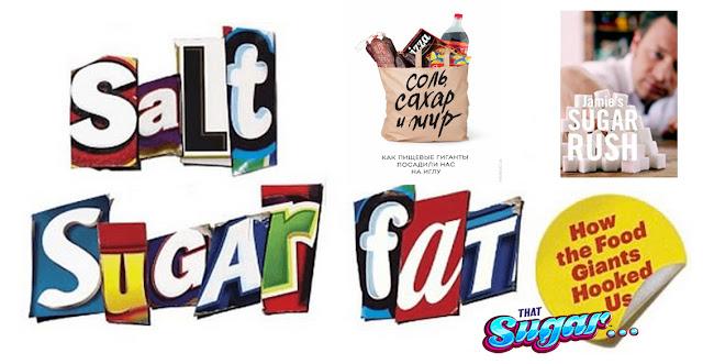 Вплив цукру, солі та жиру на здоров'я людей