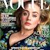 Veja o ensaio fotográfico: Adele é capa da revista Vogue