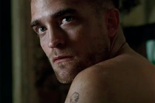 Robert Pattinson in the new trailer of the film Rover