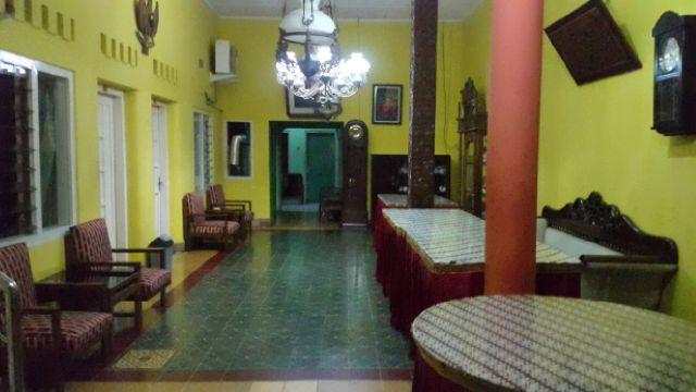 Penginapan Prawirotaman dekat Malioboro